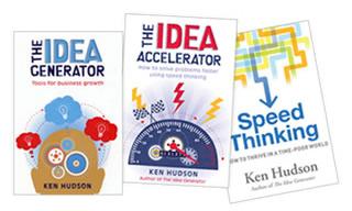 Dr Ken Hudson's Books