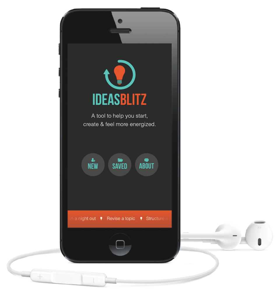 Ideas Blitz - Speed Thinking mobile app