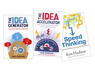 Dr Ken Hudson Books